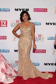 vallejo at the 2014 tv week logie awards
