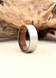 wood rings wedding uss carolina deck teak and cobalt wood ring wedgewood rings