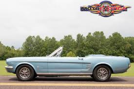 1966 mustang power steering 1966 ford mustang convertible 289 v8 blue power