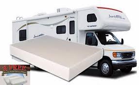 12 inch short full medium firm memory foam mattress for rv