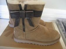 ugg womens josette boot ugg australia s fairmont boots choose sizes chesnut 10 1001