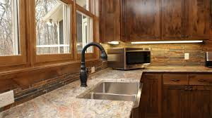 kitchen black granite countertop and backsplash ideas with