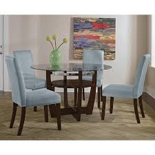 Aqua Dining Room by Alcove Dinette With 4 Side Chairs Aqua Value City Furniture