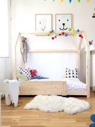 diy häuschenbett kinderzimmer hausbett und kinderbetten