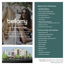 Ccu Campus Map Coastal Carolina University Off Campus Housing Search Bellamy