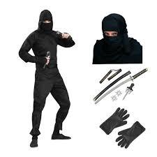 10 quick and easy halloween costume ideas ninja costumes ninjas