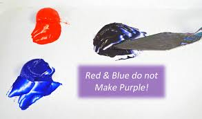 what colors make purple how to mix bright and dull secondary colors celebrating color