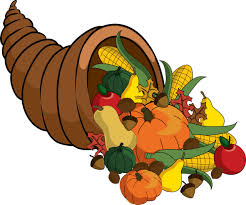 thanksgiving cornucopia clipart the cliparts