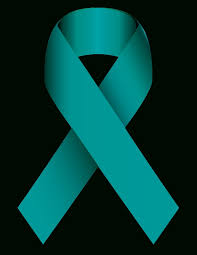 teal ribbons teal ribbons for ovarian cancer cancer news update