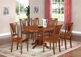 home design lovely dining table and 6 chairs ebay marble cool