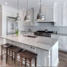 Kitchen Granite Design Best 20 White Granite Kitchen Ideas On Pinterest Kitchen