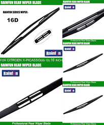 lexus rx330 wiper blades visit to buy rainfun 16d dedicated rear wiper blade for citroen