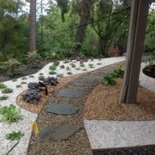 where to buy landscaping rocks with stone steps brown gravels