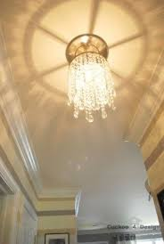 Diy Ball Chandelier Crystal Chandelier Shade Foter