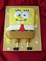 spongebob squarepants cake spongebob squarepants birthday cake blueberry cakes