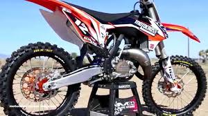 motocross action magazine subscription motocross action tests a trick 2014 ktm 125sx youtube
