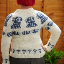 the amazing doctor who jumper free pattern loveknitting
