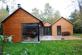 Prefabricated Cabins And Cottages by Mon Huset Danish Modular Summer Cabins Prefab Cabins