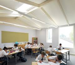 fitzjames teaching and learning centre feilden fowles archdaily