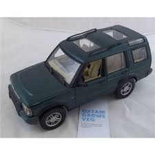 land rover kid motor max land rover discovery 2004 1 18 green oxfam gb