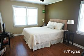 Master Bedroom Ideas With Wallpaper Accent Wall Green Accent Walls Green Accent Wall With Glossy Black Cabinet
