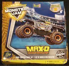 revell 851989 1 25 max monster truck rmx851989 ebay