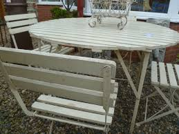 french cafe style table u0026 four chairs in benches and furniture
