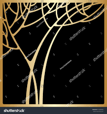 Art Deco Design Vector Background Art Deco Design Space Stock Vector 519608422
