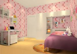 Girls Bedroom Accent Wall 3 Girls Bedrooms High Quality Home Design