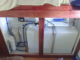 a tiny home companion water hook up part 1 we have running