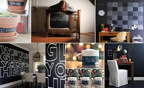 diy trend chalkboard art front and center