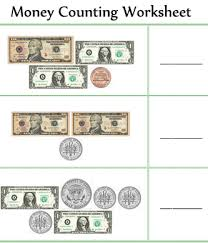 count money worksheets free printable grade 2 money counting math