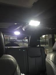 Putco Lights Putco Wrangler Led Dome Light 980295 11 17 Wrangler Jku 4 Door