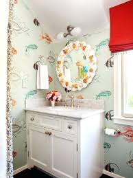 Kids Roman Shades - kids bathroom wall decals bathroom vibrant red roman shade also
