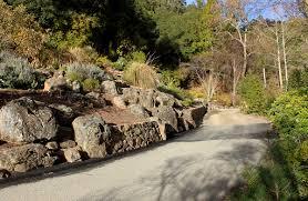 Garden Rock Wall by Drystonegarden 2011 February