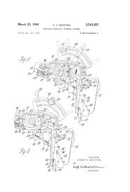 patent us3241621 tractor hydraulic control system google patents