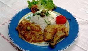 comment cuisiner poulet fumé yassa de poulet fumé guinée gourmande