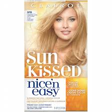 what color is sable hair color clairol nice n easy sun kissed permanent hair color shop your