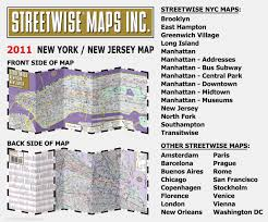 Central Park New York Map by Streetwise Central Park Map Laminated Pocket Map Of Manhattan