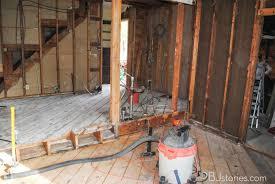 Subfloor Basement Pbjstories Ripping Up The Kitchen Floors Pbjreno