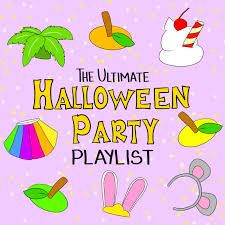 halloween party clipart the ultimate halloween party playlist studio diy