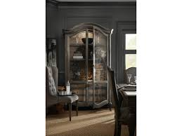 Display Cabinet With Lighting Hooker Furniture Arabella Display Cabinet With Touch Lighting