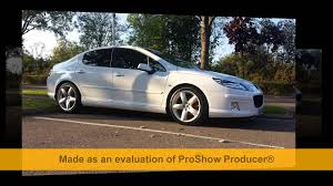 peugeot 407 coupe tuning peugeot 407 club official video youtube