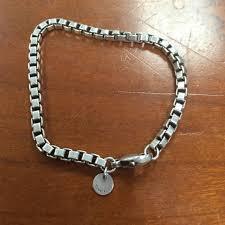 box chain bracelet images Tiffany co jewelry tiffany co box chain bracelet 925 poshmark jpg