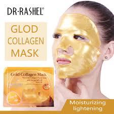 Collagen Mask dr rashel gold collagen high moisture essence mask sheet gold