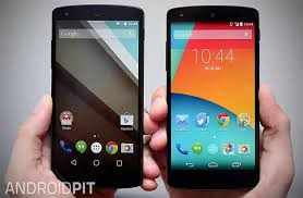 android lollipop features android lollipop vs android kitkat comparison what s different