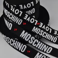 elastic ribbon by the yard 10 yard 3 4cm wide black printed stretch elastic lace trim