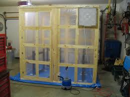 spray paint booth collapsible spray booth dan u0027s hobbies
