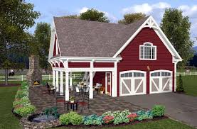 garage plan chp 40866 at coolhouseplans com