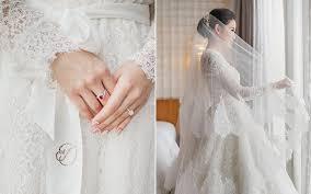 wedding dress jakarta an enchanted forest wedding in a jakarta hotel banquet ballroom